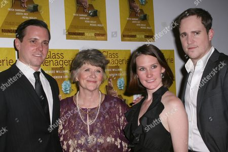 Editorial photo of 'The Glass Menagerie' Opening Night at Laura Pels Theatre, New York , America - 24 Mar 2010