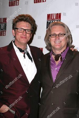Eric Schaeffer and Chuck Mead