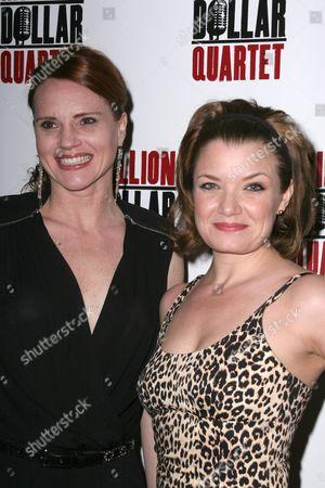 Stock Image of Jennifer Laura Thompson and Mary Catherine Garrison