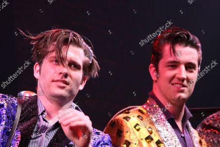 Robert Britton Lyons and Eddie Clendening
