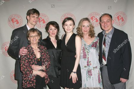 Lee Aaron Rosen, Patricia Conolly, Samantha Soule, Libby Woodbridge, Lisa Emery and Zach Grenier