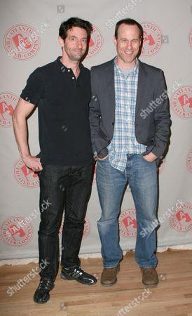 Greg Pierotti and Stephen Belber