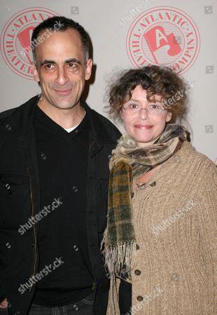 David Pittu and Amy Arbus