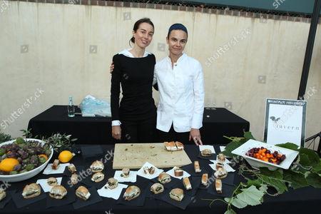 Bettie Rinehart and Suzanne Goin of Tavern