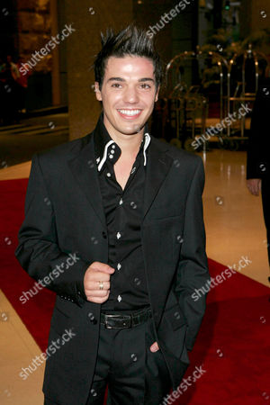 Stock Picture of Anthony Callea