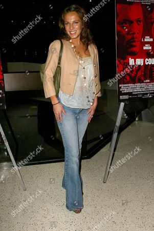 Editorial picture of 'IN MY COUNTRY' FILM PREMIERE, LOS ANGELES, AMERICA - 03 MAR 2005