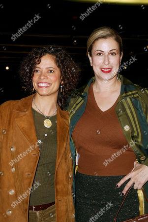 Erica Gimpel and Roma Maffia