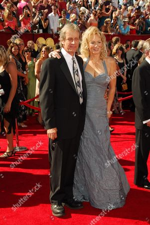 Editorial photo of 2006 Emmy Awards Arrivals