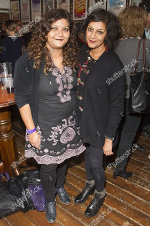 Tanika Gupta and Meera Syal