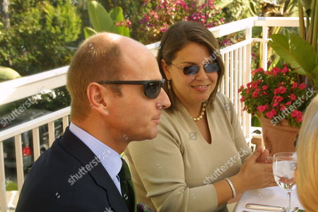 HRH Prince Dimitri of Yugoslavia & Ruthann Huvane