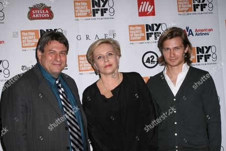 Editorial photo of 'Sweet Rush' Film Screening at the New York Film Festival, New York, America - 02 Oct 2009