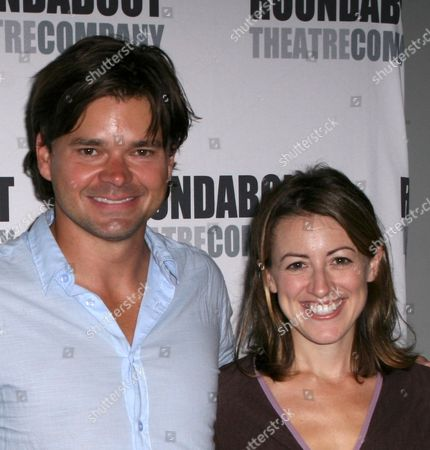 Hunter Foster, Kate Wetherhead