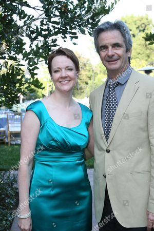Rachel Moore and Kevin McKenzie