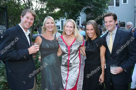 Kevin and Melissa Smith, Jennifer Keller, Brooke and Chris Shepherdson