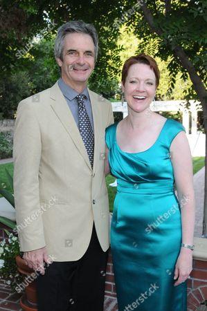 Kevin McKenzie and Rachel Moore