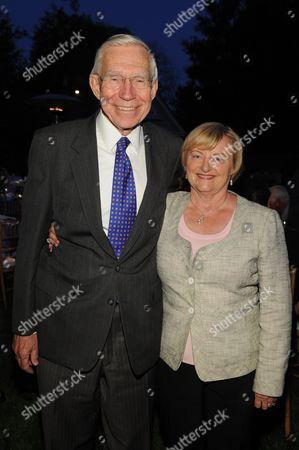 The Hon. Frank Baxter and Kathy Baxter