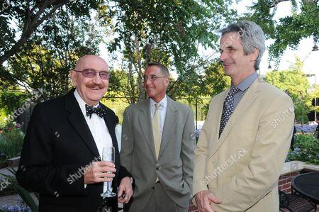 John Palatinus, David Lansky and Kevin McKenzie