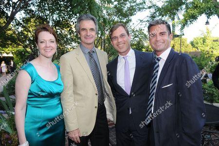 Rachel Moore, Kevin McKenzie, Jamie Bishton and Christian Kraus