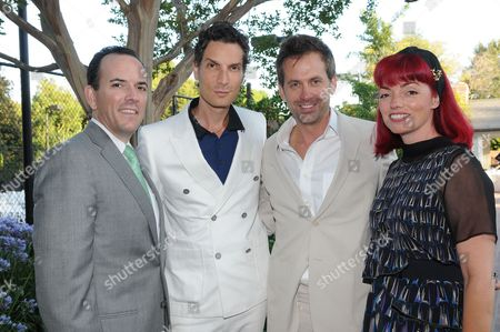 Editorial image of American Ballet Theatre 'Stars Under the Stars', San Marino, Los Angeles, America  - 19 Jul 2010