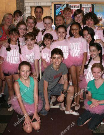 Jeff Edwards, Michael Dameski, Billy Elliot Ballet Girls
