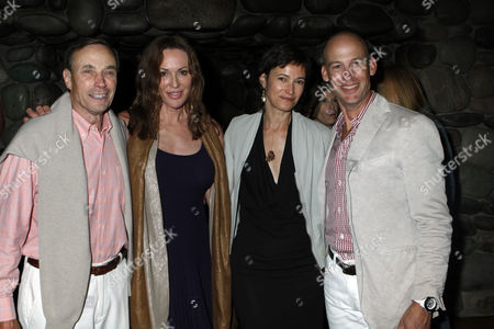Editorial image of Aspen Kick Off Dinner For the Lynda And Stewart Resnick Exhibition Pavilion Hosted by Jane and Marc Nathanson - 29 Jul 2010
