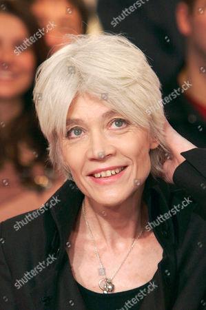 Stock Image of Francoise Hardy