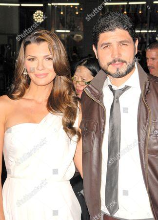 Alejandro Gomez Monteverde and wife Ali Landry