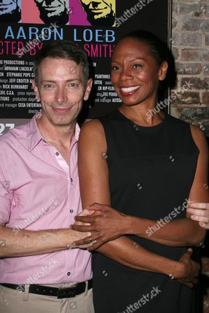 Editorial image of Opening night of Abraham Lincoln's 'Big, Gay Dance Party', Acorn Theatre, New York, America - 11 Aug 2010