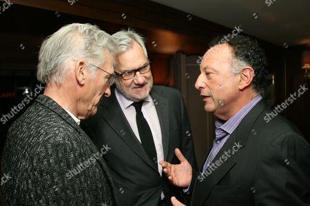 Ed Ruscha, Gil Friesen and John Burnham