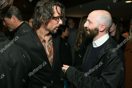Eddie Ruscha and Piero Golia