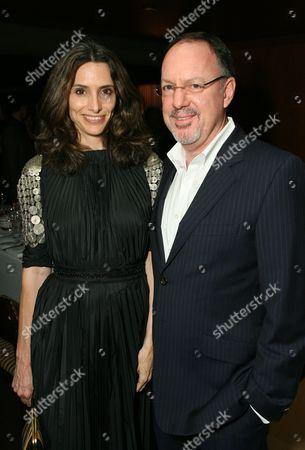 Elizabeth Stewart and Rob Bragin