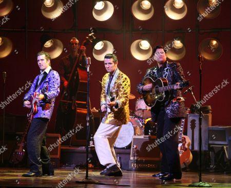 Robert Britton Lyons, Eddie Clendening and Lance Guest