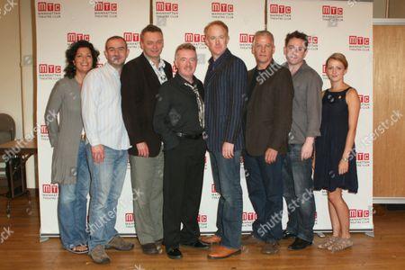 Phillippa Wilson, Christopher Connel, Michael Hodgson, Ian Kelly, David Whitaker, Deka Walmsley, Brian Lonsdale, Lisa McGrillis