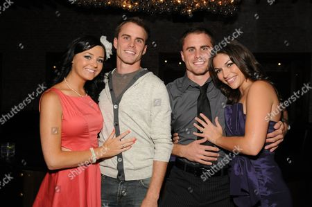 Holly Durst, Michael Stagliano, Stephen Stagliano and Deanna Pappas