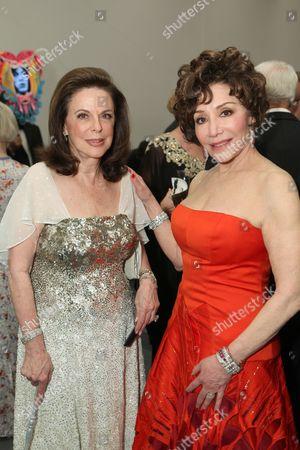 Wendy Goldberg and Lynda Resnick