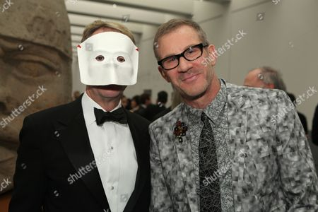 Editorial image of LACMA presents 'The Unmasking' Lynda and Stewart Resnick Exhibition Pavilion Opening Gala, Los Angeles, America - 25 Sep 2010