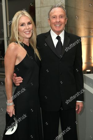 Brigitte and Donald Bren