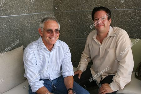 Chuck Arnoldi and Andy Moses