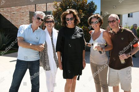 Editorial picture of L & M Arts Gallery Opening, Venice, Los Angeles, America - 25 Sep 2010