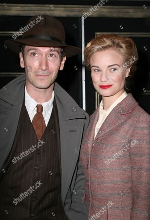 Editorial image of 'Brief Encounter' Opening Night at Roundabout Theatre Company, New York, America - 28 Sep 2010
