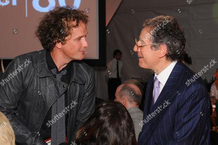 Yves Behar and Jeffrey Deitch