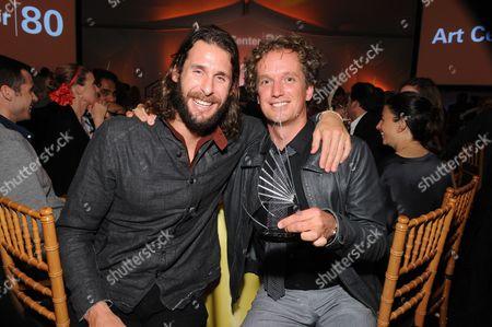 David De Rothschild and Yves Behar