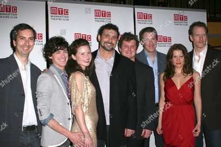 Editorial photo of 'Spirit Control' play opening night, New York, America - 26 Oct 2010