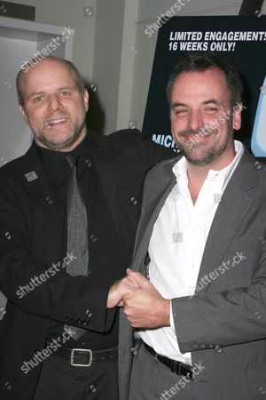 Dexter Bullard and Craig Wright