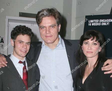 Editorial image of 'Mistakes Were Made' Opening Night at Barrow Street Theatre, New York, America - 14 Nov 2010