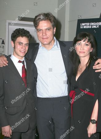 Editorial photo of 'Mistakes Were Made' Opening Night at Barrow Street Theatre, New York, America - 14 Nov 2010
