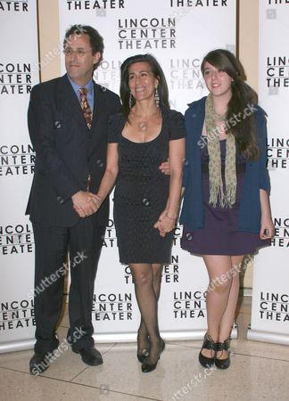 Tony Kushner, Jeanine Tesori and Guest