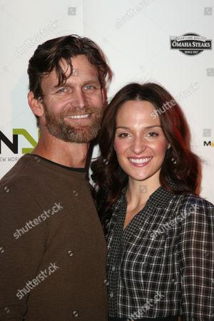 Jarrod Emick and Sarah Darlling