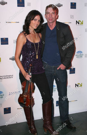 Editorial photo of Broadway Dreams Foundation 2nd Annual Benefit Concert, New World Stages, New York, America - 22 Nov 2010