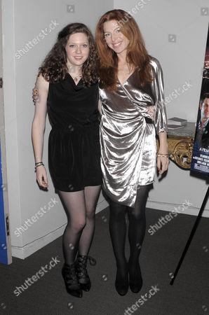Sabrina Jaglom and Tanna Frederick